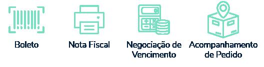 módulos da Plataforma Simplifica+ selecionados pela Dupatri